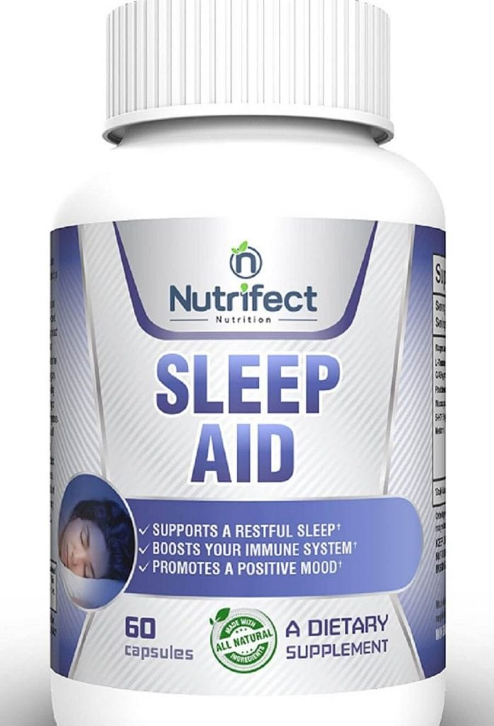 Sleep Aid, one of the top Sleep Supplements