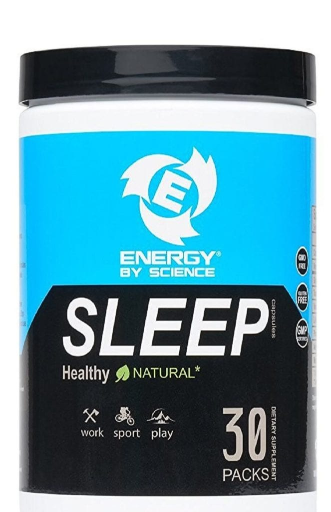 Sleep Supplements from Energy by Science