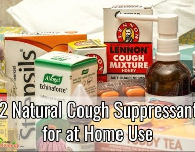 cough suppressants