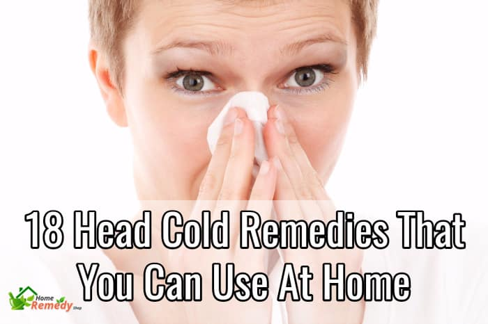 head cold remedies