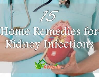 home remedies for kidney infections