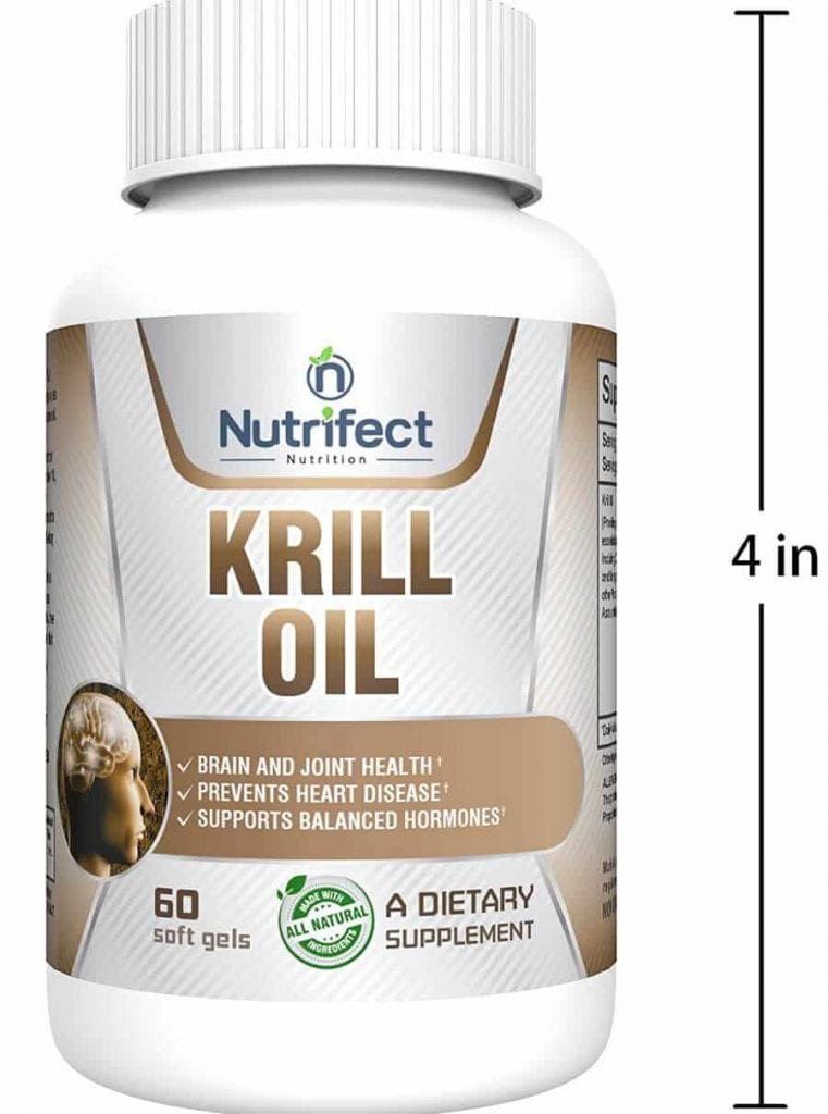 Nutrifect krill oil