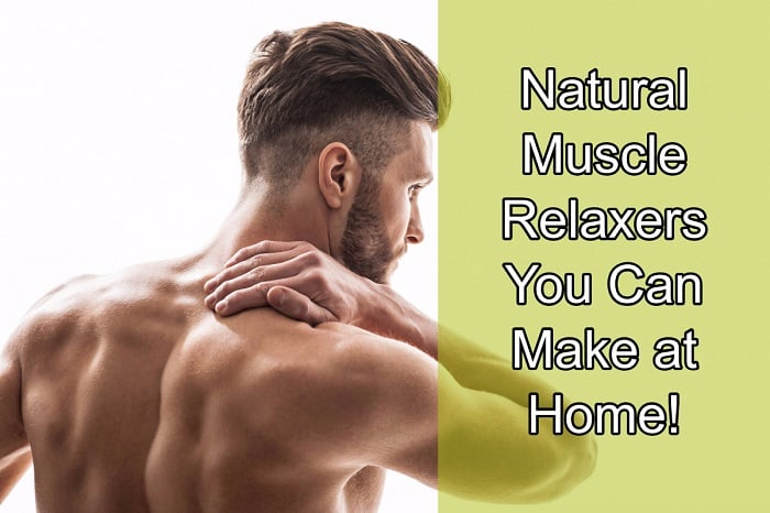 natural muscle relaxers