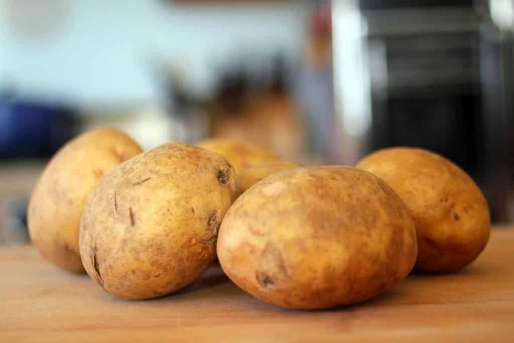 potatoes, health benefits of potatoes