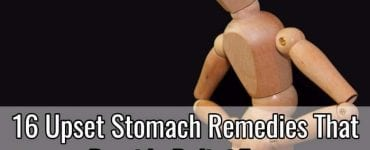 upset stomach remedies